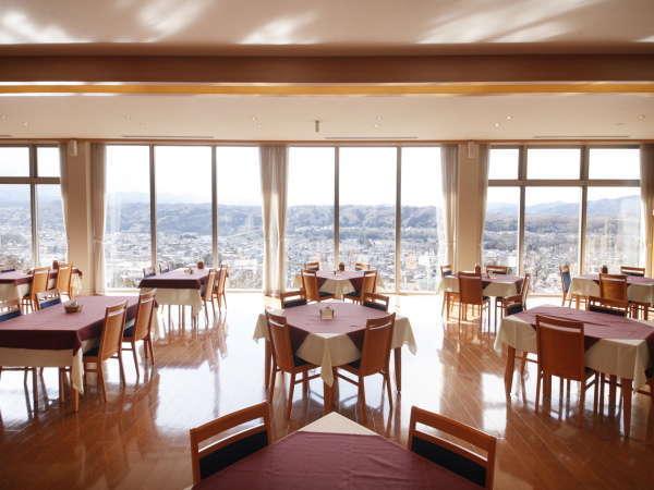 【展望レストラン】☆大瑠璃☆ごゆっくりお召し上がりくださいませ。