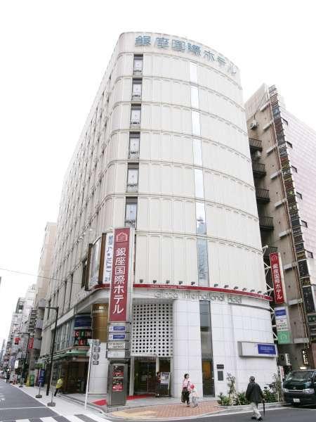 JR新橋駅より徒歩3~4分に位置しております。