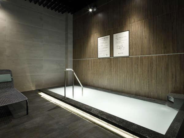 大浴場-水城の湯-(外湯)マイクロバブル風呂