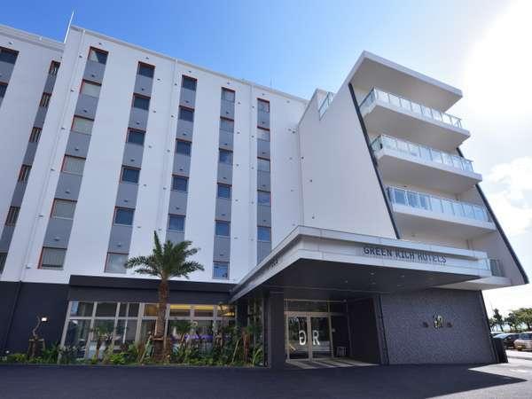 ホテル 名護 リッチ グリーン 沖縄