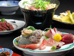 能登の旬のお魚を、お召し上がりいただけます【料理一例】