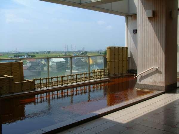 【ふとみ銘泉 万葉の湯】札幌近郊の美肌の湯