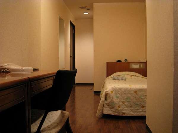 SSシングルルームのお部屋の一例