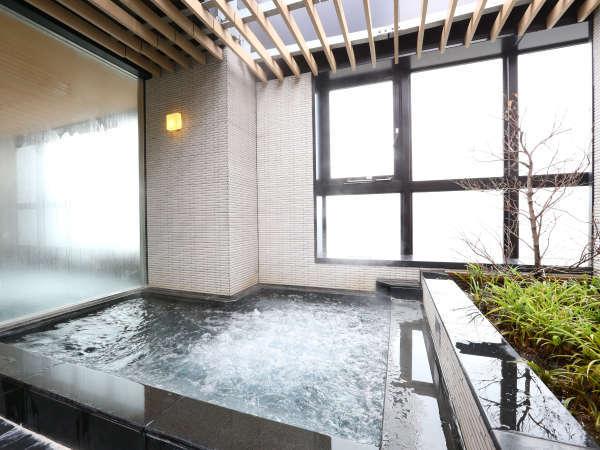■男性大浴場外湯