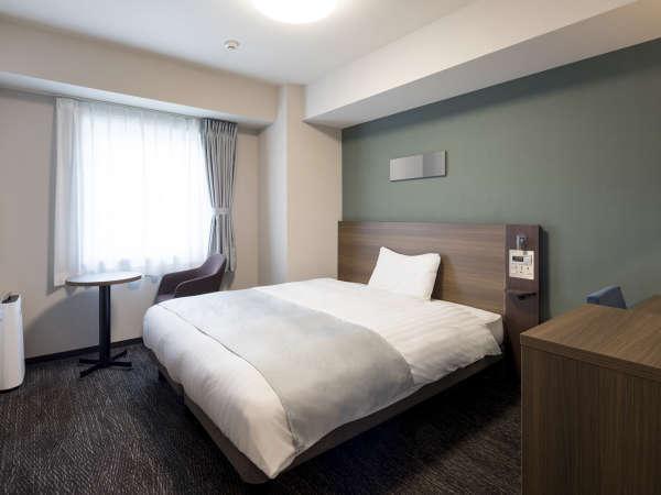 1ベッド◆クイーンエコノミー◆18~21.5平米◆160cm幅ベッド