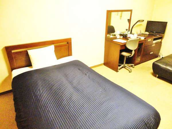 シングルルーム☆備品も充実、家のようにくつろげます。