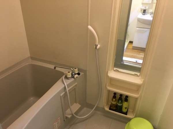 浴室 ゆったりとご利用頂けるセパレートタイプ!!