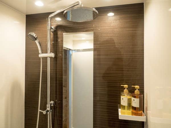 ロッキーIのシャワールームです。
