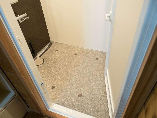 ロッキーIシャワールームの入り口です。