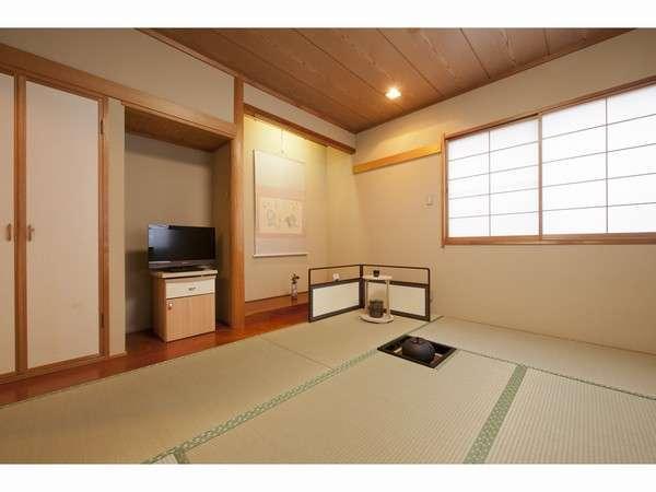 和室8畳客室「鉄線」