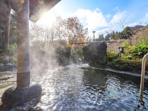 【ホテルいづみや】自然厳選からのやわらかないでゆ、四季美しい自然、心癒される宿