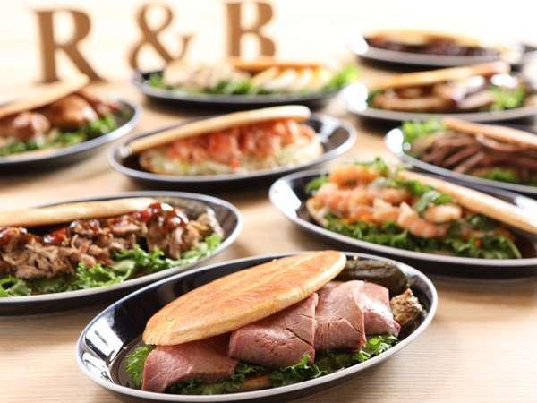 ◆プレスサンド *食材も、バゲットも、 自家製にこだわったプレスサンド◆
