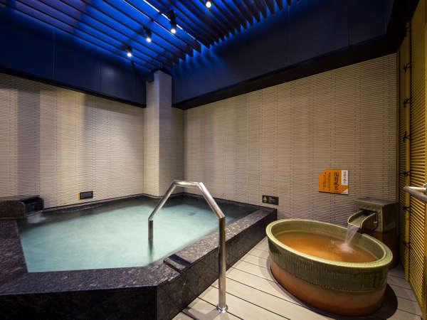 ■大浴場 露天風呂