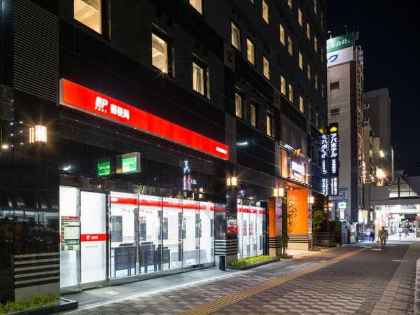 ■1F 郵便局