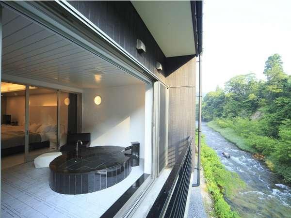 新日本百名湯 全14室の隠れ宿 藤三旅館・別邸 十三月
