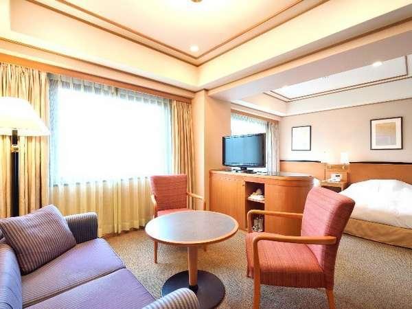 ◆【トリプルルーム】広さ:約27㎡※1台はソファをベッドに致します(写真はイメージです)