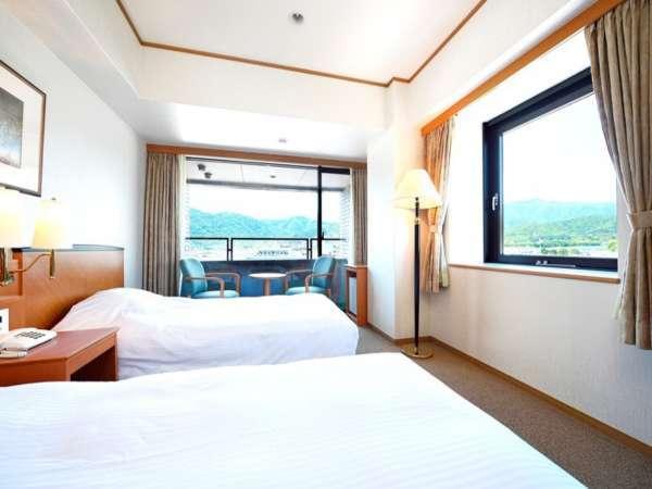 ◆【スタンダードツイン】広さ:約17㎡ ベッド幅:110cm(写真はイメージです)