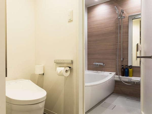 【風呂】バスルーム・全室バスルーム・トイレがセパレートとなっております。