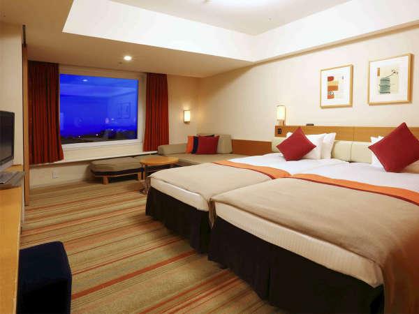 シンフォニールーム(3~9階/35㎡)(オレンジ)お部屋の色はご指定いただけません