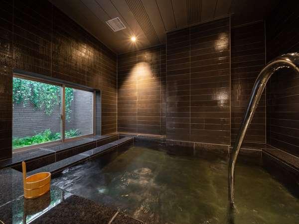 【Natural】男女別天然温泉◆源氏翼の湯◆15時~翌朝9時までお入り頂けます♪
