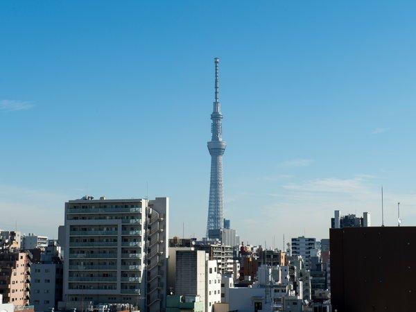 【観光】東京観光といえばスカイツリー!