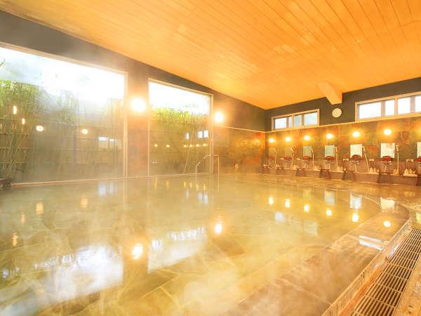 泉質:アルカリ性単純弱放射能温泉(弱ラドン温泉)温度がヌルめなので、ゆっくり浸かるのがオススメ。