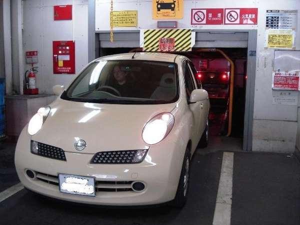 有料・予約不可・立体駐車場は先着順で車格制限がございます。ご注意くださいませ。