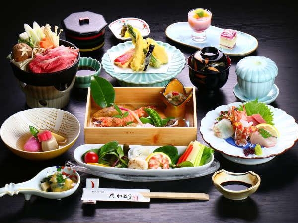 【夕食】5000円コース