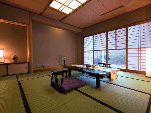 ≪特別室≫ どこか懐かしい空間で心地よい時間を過ごす
