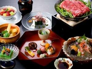 古都の粋を凝縮した本格京会席料理