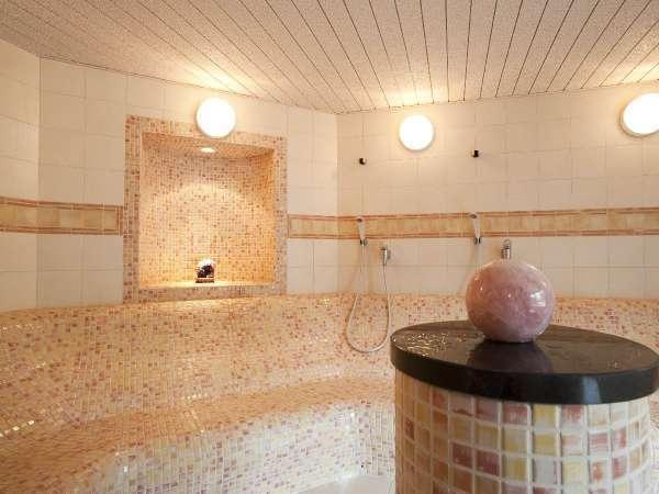◆アロマに包まれるミストサウナ(女性大浴場)