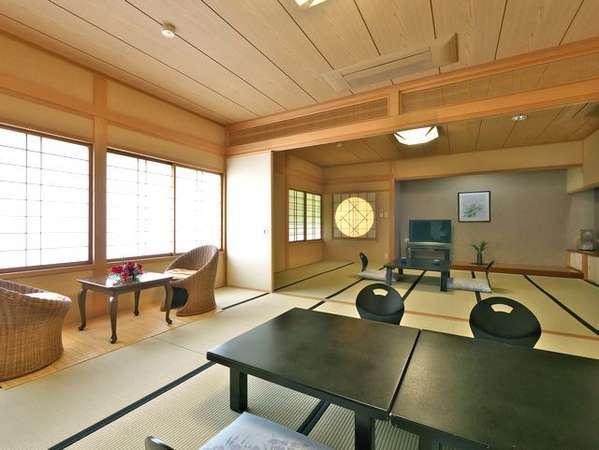 【黒壁館】客室 ※お客様の人数に合わせた広さのお部屋をご用意しております。
