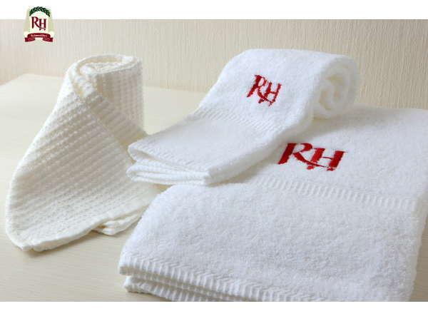 【バスタオル・フェイスタオル・ボディータオル】エジプト綿を使用している、ふかふかなタオルです♪
