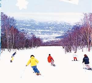 スキーもボードも志賀高原は最高♪車で20分