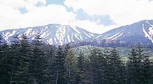 宿から、御岳 登山口まで約40分