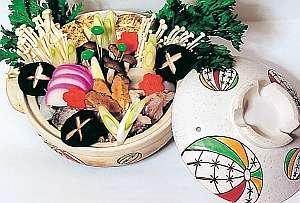 冬の味覚のあんこう鍋