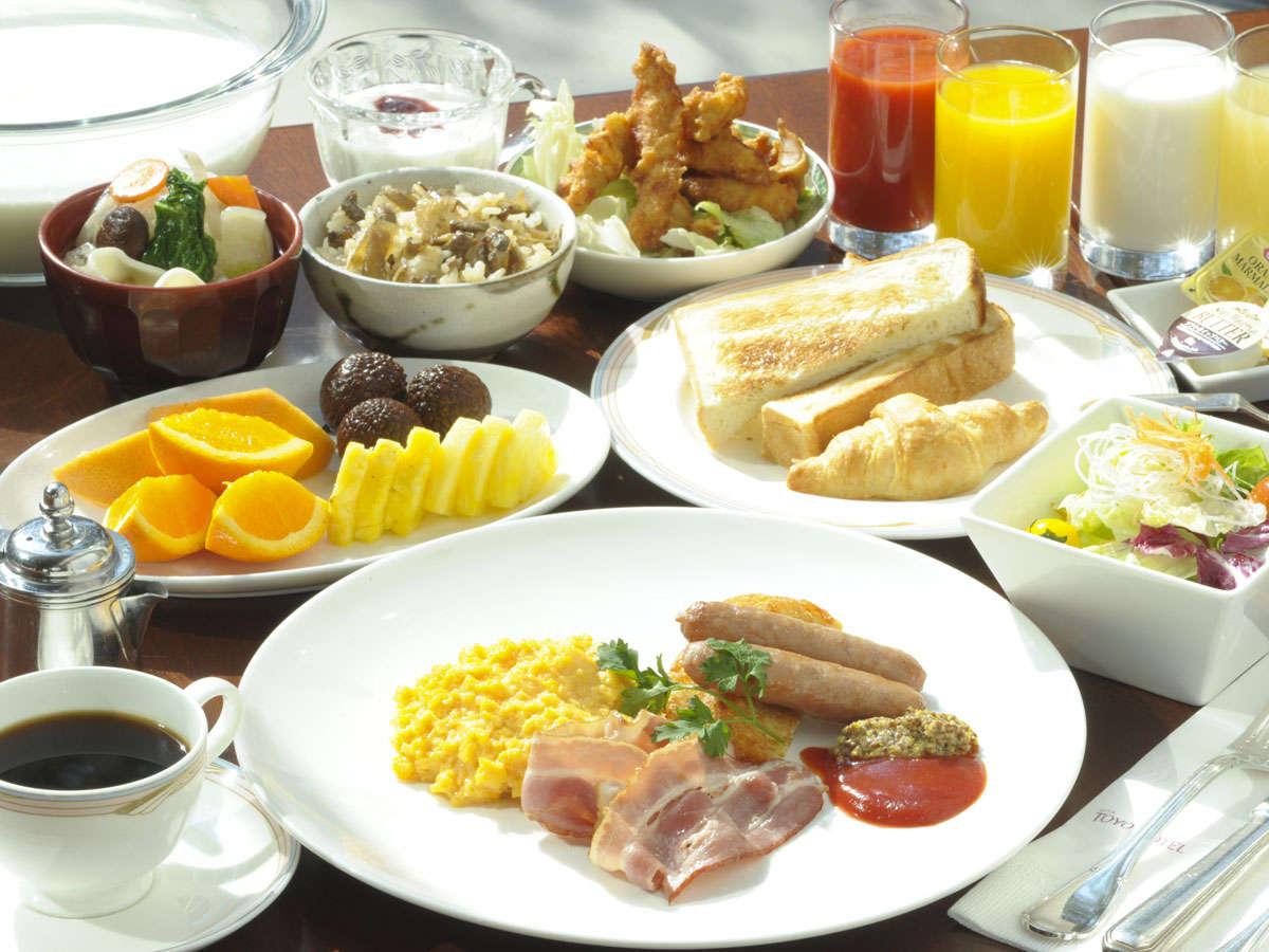 レンブラントホテル大分_朝食