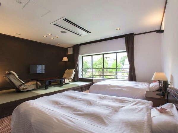 新設のプレミアム洋室!★畳スペースがうれしい★洋室ツイン2Fです。