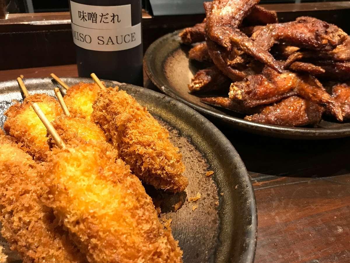 【朝食バイキング】名古屋名物もあります。