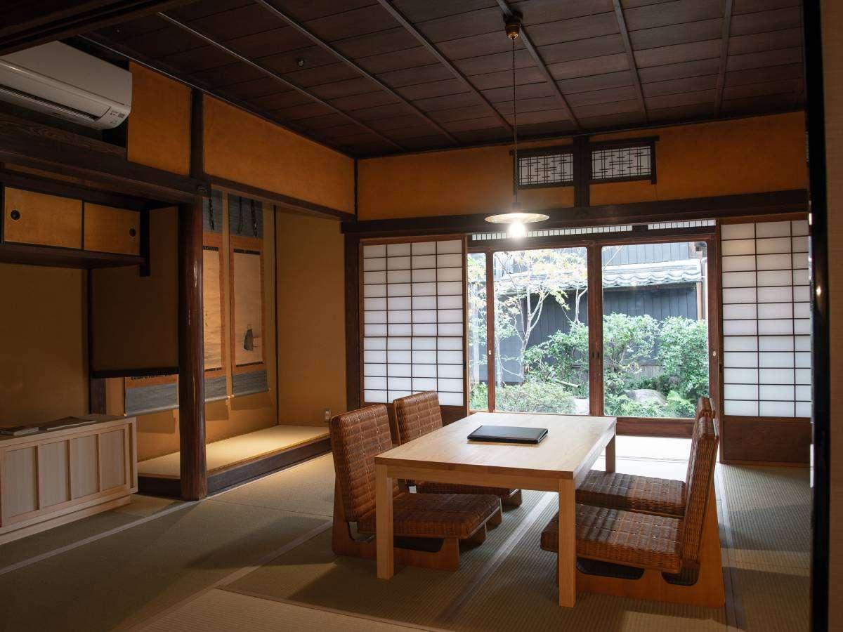 【VMGプレミア201】客室から庭を望む開放的なお部屋。