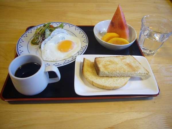 コーヒーはヨーロッパコーヒーをアレンジ再現した鴎外先生の珈琲を使用しております。