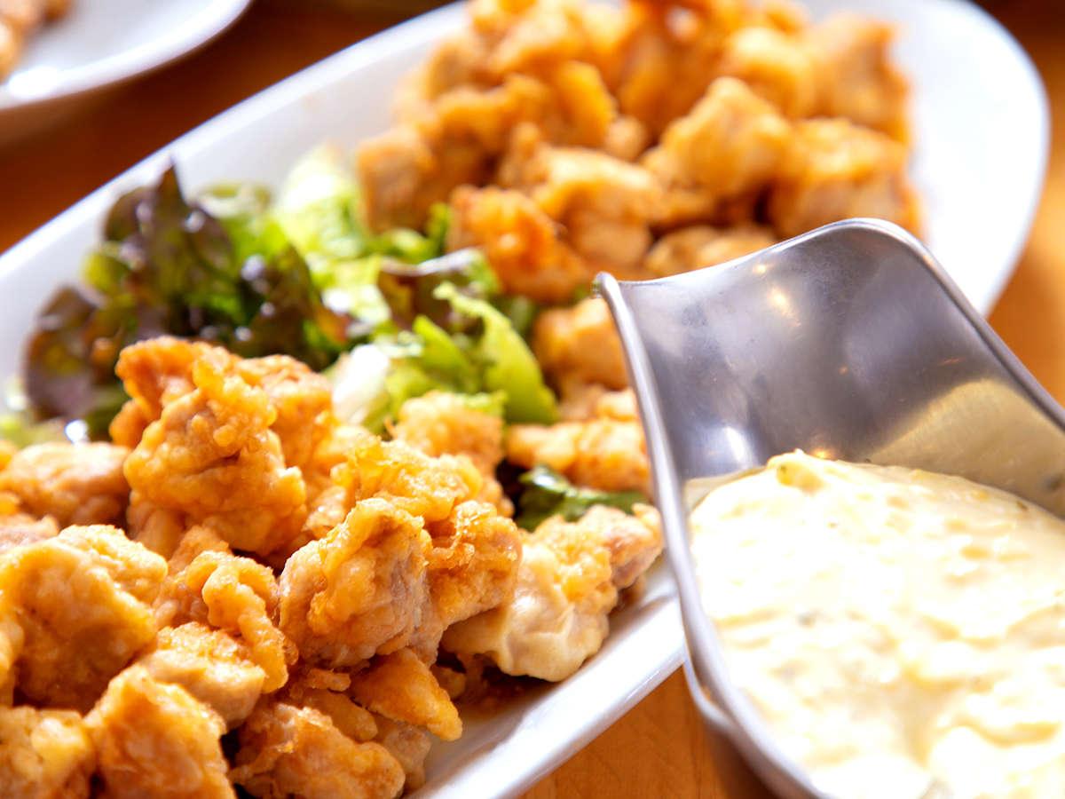 (朝食バイキング)宮崎に来たらぜひ召し上がっていただきたい『チキン南蛮』もたもいやんせ!
