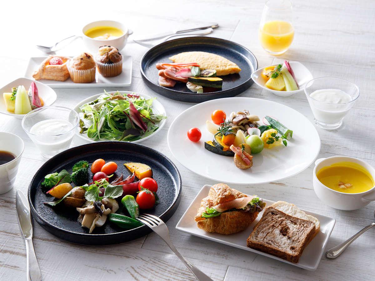 ALL DAY DINING LOUNGE/BAR Primrose 朝食イメージ