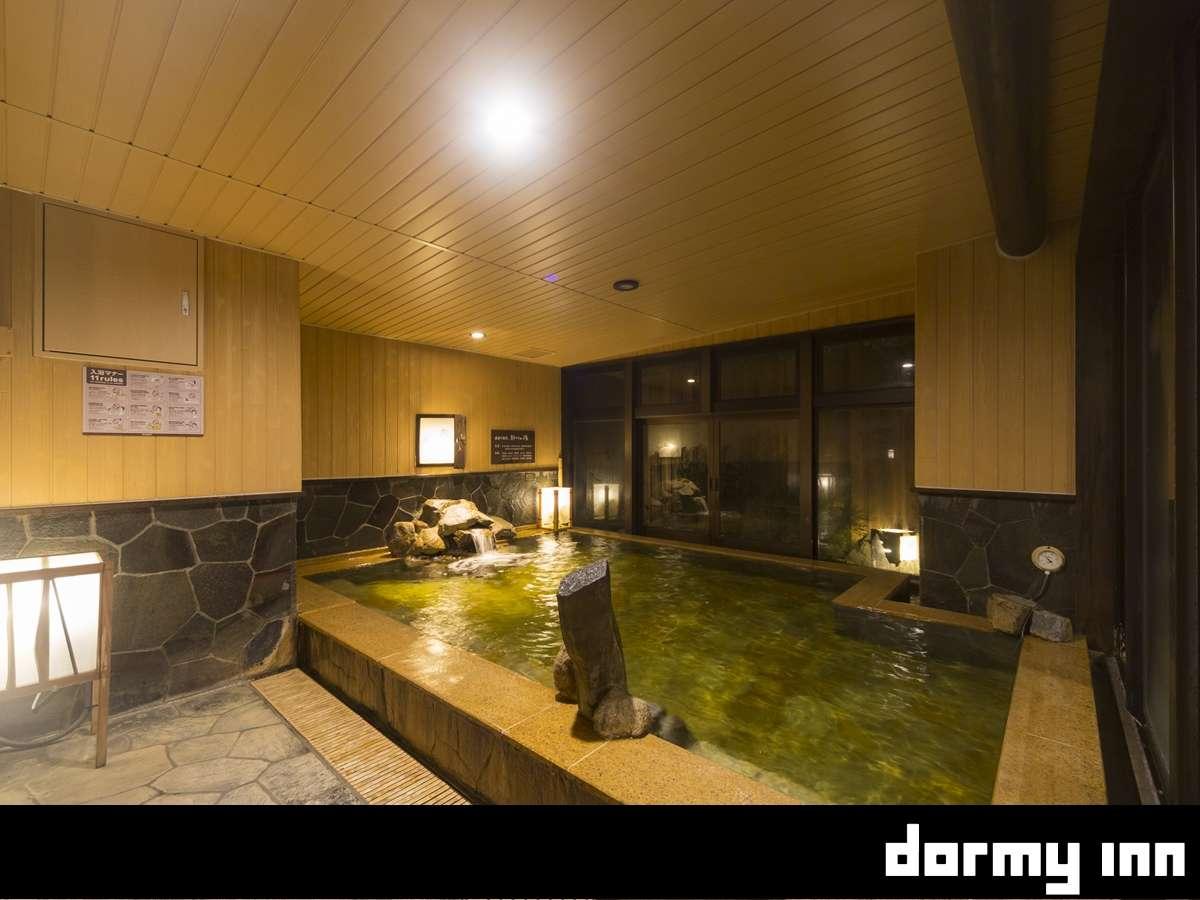 ◆男性大浴場内湯営業時間:15時~翌朝10時