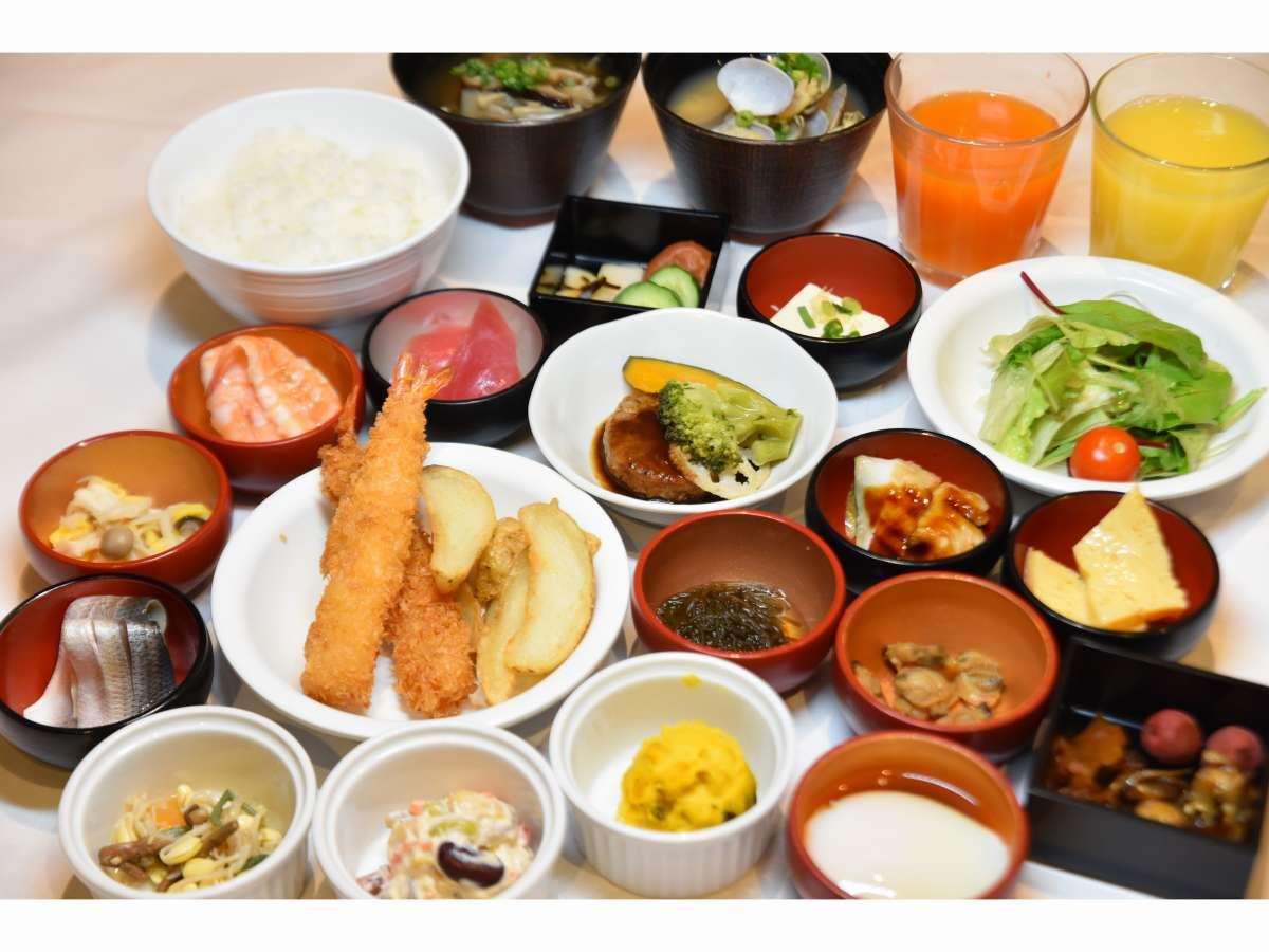 ◆朝食◆好きなものを、好きなだけ選んで食べられるご朝食。