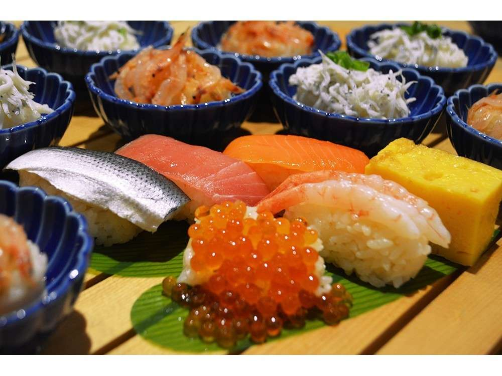 ご当地逸品「江戸前寿司」