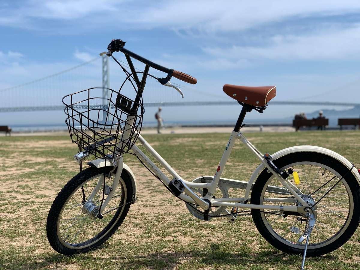 明石の街を自転車でお散歩しませんか?レンタサイクルをご用意しております。