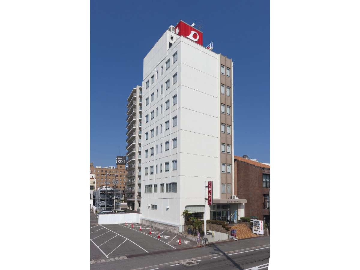 外観 尾道第一ホテル