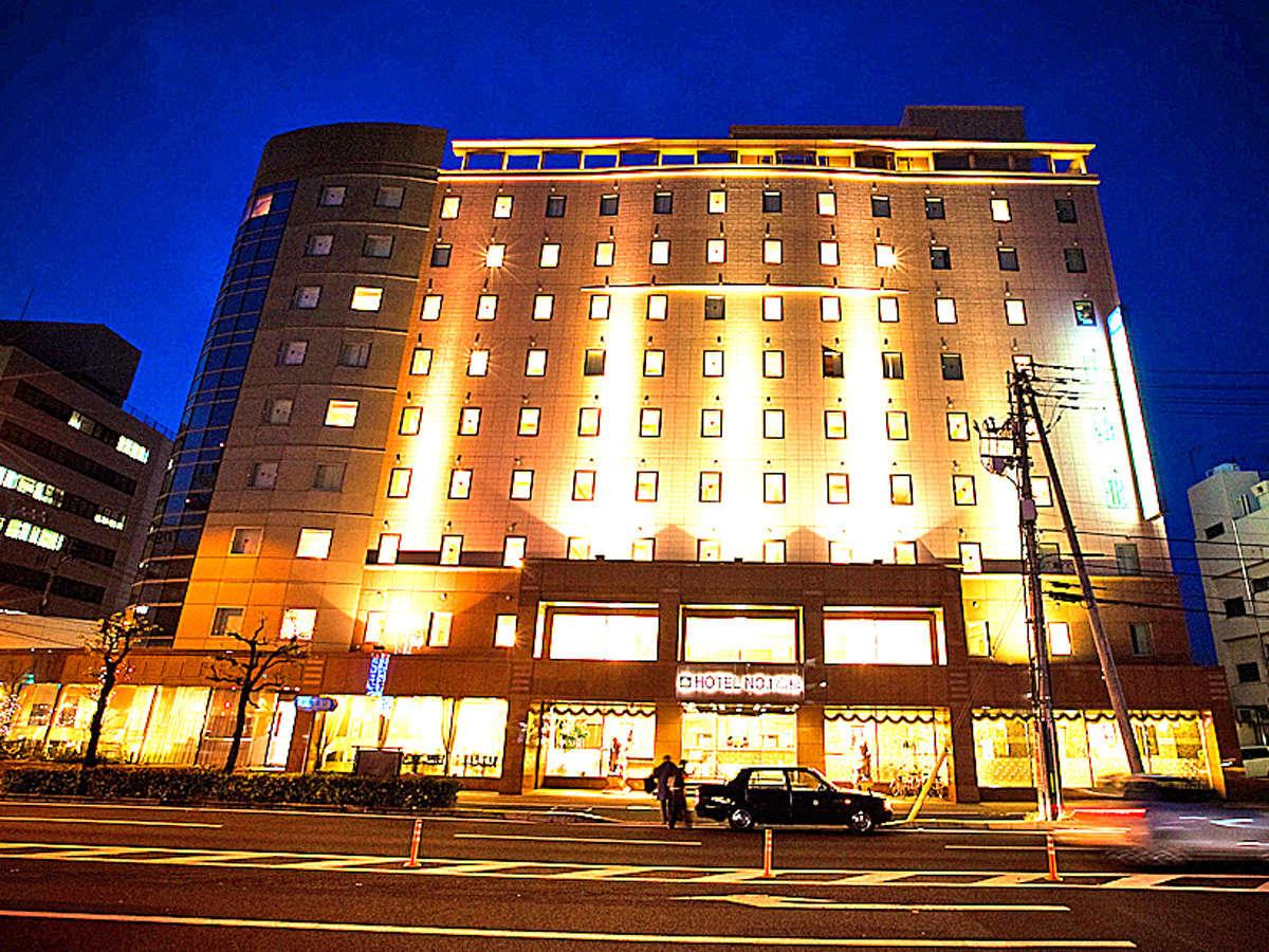 ホテル外観【正面から】