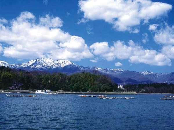 *爽快な加茂湖でリフレッシュ♪